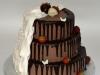 bruidstaart_open_gescheurd_chocolade_eclairgebak