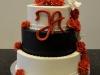zwart_rood_bruidstaart_eclairgebak_bruidstaart_limburg