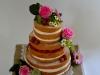 nacked_cake_bruidstaart_verse_bloemen_eclairgebak