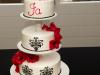 bruidstaart_standaard_rood_zwart_wit_eclair_gebak
